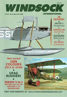 Volume 21 No. 3 - May/June 2005
